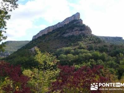 Cañones y nacimento del Ebro - Monte Hijedo;el pardo rutas;camorritos cercedilla